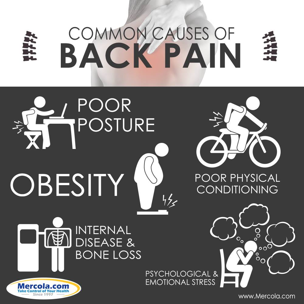 cause of back pain