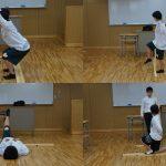 バスケットボールチーム FMSを用いたケガ予防のためのスクリーニング